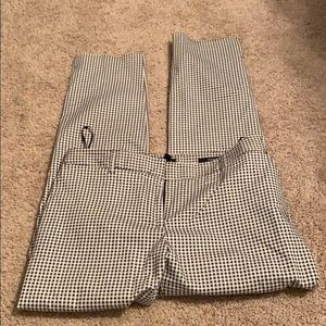 Extremely comfortable and hardly worn.